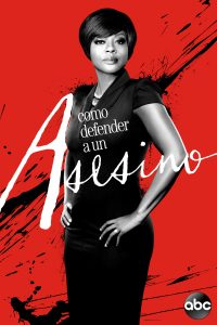 Poster Cómo defender a un asesino (How to Get Away With Murder)
