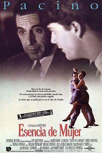 Poster Scent of a Woman (Perfume de mujer)