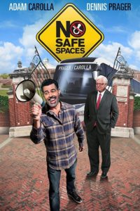 Poster No Safe Spaces