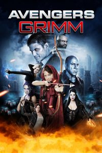Poster Avengers Grimm