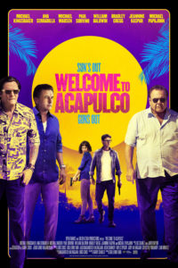 Poster Welcome to Acapulco