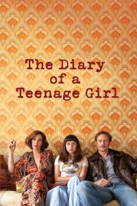 Poster The Diary of a Teenage Girl